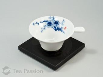 Ситечко чайное фарфоровое