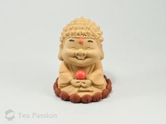 """Чайная фигурка """"Будда на лотосе"""""""