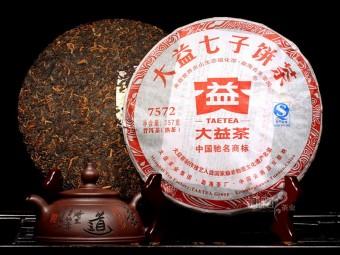 Мэнхай Да И 7572 (101), 2011г, 357гр.
