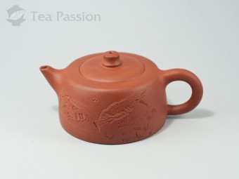 Чайник исинский авторский Лао Цин Шуй Ни