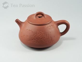 Чайник исинский авторский Лао Цин Шуй Ни Ши Пяо