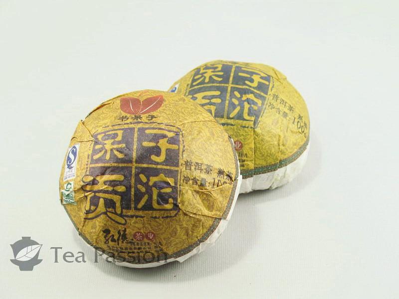 чай шу пуэр императорский