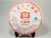 Мэнхай Да И 7572 (201), 2012г, 357гр.