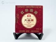 """Мэнхай Да И Хун Юнь Юань Ча """"Красная Мелодия"""", 2012г, 100гр."""