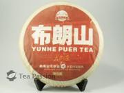 "Шу пуэр ""Бу Лань Шань"", 2008г ,360гр."